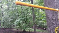 Shortwave Radio Antenna          Bumble-Bee  indoor/outdoor. WV U.S.A