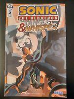 ⭐️ SONIC The HEDGEHOG: Tangle & Whisper #2b (SEGA) (2019 IDW Comics) VF/NM Book
