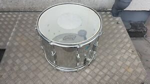 70's LUDWIG MARCHING SNARE DRUM - made in USA - 40 cm