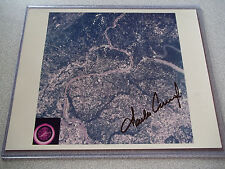 Charles Conrad Skylab 2 Autographed on NASA #rd Photo