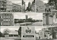 Altstadt-Magdeburg Ostendorfer, Halberstädter Straße,  IFA-Vertrieb 1979