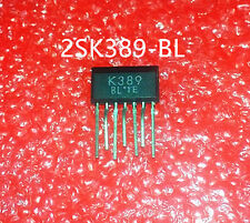 1PCS  NEW   2SK389-BL  2SK389  K389-BL  K389  ZIP-7  Audio Amplifier Chip