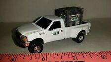 1/64 CUSTOM Ford f350 CPS COOP TRUCK & probox DYNAGROW seed ERTL farm toy