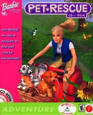 Barbie Pet Rescue -- Cute Children's Windows PC Computer Game -- Ages 5 and Up