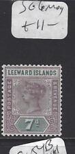 LEEWARD ISLANDS (P1610B)  QV  7D  SG 6   MOG