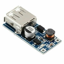 PFM DC 0.9V - 5V USB Boost Step-up Power Supply Converter Blue