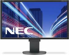 "NEW! Nec Display Multisync EA223WM 55.9 Cm 22"" LED LCD Monitor 16:10 5 Ms Adjust"