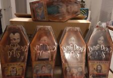 LIVING DEAD DOLLS series 30 Factory Box COMPLETE SET OF 5 MEZCO  FREAKSHOW SCARY