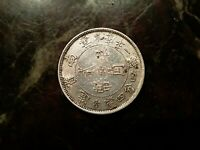 1932 Yunnan Province Chinese Silver coin