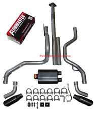 15-20 Ford F150 2.7 3.5 5.0 Performance Dual Exhaust Kit w/ Flowmaster Super 44