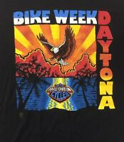 Harley Davidson Vintage 1988 Dayton Bike Week T Shirt Rare Official Licensed