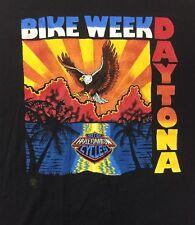 Harley Davidson Vintage 1988 Dayton Bike Week T Shirt Rare Official Licensed