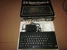 ZX Spectrum + SINCLAIR completo di scatola e accessori - funzionante -
