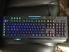 logitech g910 keyboard  And G502 Mouse