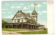 Tannersville NY - ELKA PARK CLUB HOUSE - Postcard Catskills
