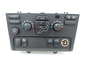 VOLVO XC90 A/C AIR CONDITION HEATER PANEL CONTROL PANEL 8682734 2004