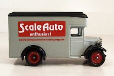 LLEDO ~ PROMOTIONAL MODEL ~ DG-16 ~ REO DELIVERY TRUCK ~ SCALE AUTO ENTHUSIAST
