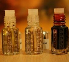 WHITE MUSK,RED ARABIAN MUSK,SULTAN -MUSK COLLECTION-MISKY-ATTAR-BEST SELLER!
