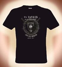 T-Shirt: The Lord is my Strength; Jesus Christ, Gr: S --XXXL ( bis 5XL mögl)