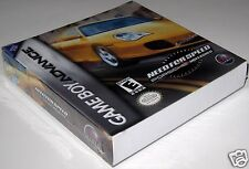 Need for Speed: Porsche Unleashed (Game Boy Advance) .. New- SeaLED!!