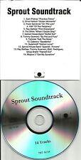 SPROUT Advnc PROMO DJ CD w/ HIM Hope Sandoval CALEXICO Shins MAZZY STAR Mojave 3