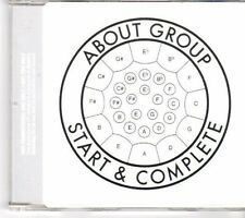 (DN650) About Group, Start & Complete - 2011 DJ CD