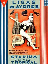 "18x24""Decoration poster.Home Interior.Ligas Mayores.Beisbol.Baseball.6530"