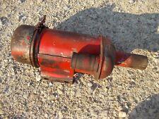 Cockshutt 30 tractor oil bath precleaner assembly