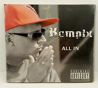 KOMPLX : All In [PA]  CD. Hip Hop, Rap