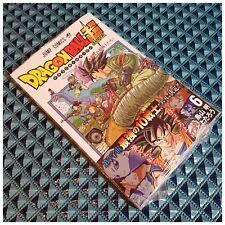 NEW!! Jump Comics Manga Dragon Ball Super vol.6 + Original Photo Frame