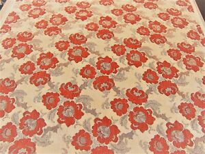 Thick & Plush Beautiful Cut Velvet Fabric ~ BY THE YARD ~ Ideal for Upholstery