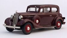 Brooklin Models 1934 Chevrolet 2 Door Sedan