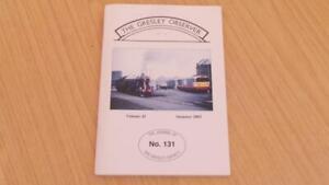 AQ646: The Gresley Observer - Vol 42 Summer 2003 - No 131 Gresley Society
