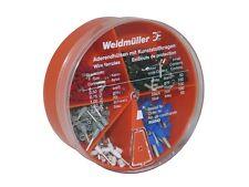 Weidmüller Aderendhülsen mit Kunststoffkragen H-BOX 0,5-2,5 QMM DIN 902543