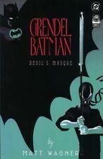 BATMAN GRENDEL #1-2 DEVIL'S RIDDLE & DEVIL'S MASQUE NEAR MINT 1993 DC MN-1425