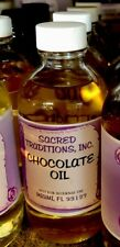 Chocolate Oil Undiluted Essential 4 oz High Quality Therapeutic Steam Distilled