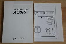 """Disque Dur 3 1/2 """" A2010 Commodore Livre, Allemand/Anglais/Hollandais/English"""