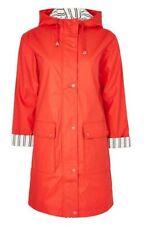 Topshop Patternless Hood Coats & Jackets for Women