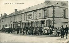 CARTE POSTALE /  CAMP DE MAILLY HOTEL SAINT ELOI