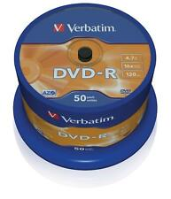 Verbatim DVD-R 4.7 GB 16x, 50er Spindel