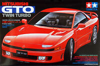 Tamiya 24108 MISTUBISHI GTO TWIN TURBO 1/24 scale kit