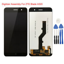 For ZTE Blade A520 LCD Display Touch Screen Digitizer Assembly with Repair Tools