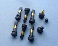 8x  Gummiventile TR413 / 600HP Reifen Ventile Hochdruck für TRANSPORTER /Valve