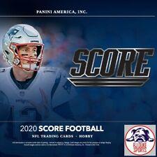 Cincinnati Bengals 2020 Panini Score Football 1/3 Case 4Box Break