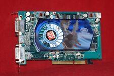 Sapphire ATI Radeon HD3650 512MB, DUAL-DVI-I TVO, AGP Graphics Card