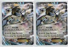 Battle Lugia VS Seeker X 2 Mint Cards Uncommon 109//119 XY Phantom Forces