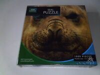BBC EARTH SEAL 1000 PIECE JIGSAW PUZZLE BRAND NEW SEALED