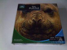 BBC EARTH Seal Puzzle 1000 Pezzi Nuovo Di Zecca Sigillato