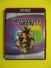 Mystery Men Hd-Dvd Ben Stiller Paul Reubens