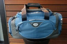 Beautiful Blue/Gray Ballistic Nylon TUMI Gym / Weekend Duffel Bag
